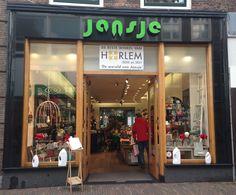 Jansje | Winkel met bijzondere spulletjes | Grote Houtstraat, Haarlem