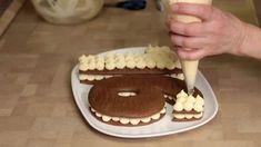 Už nikdy nebudete kupovať drahé torty v cukrárni: Túto nádheru môžete pripraviť úplne bez pečenia! Pavlova, Tiramisu, Marshmallow, Food And Drink, Cookies, Breakfast, Ethnic Recipes, Desserts, Cake Ideas