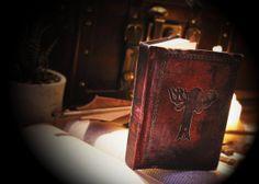 Skyrim Replica Spell Tome Scrap/Note/Sketchbooks by alarmeighteen, £15.00