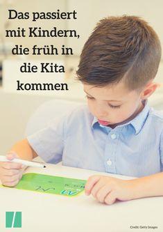 Das passiert mit Kindern, die früh in die Kita kommen #kinder #eltern #kita #schule #schaden #profitieren #lernen #kind #erziehung