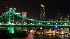 Story Bridge, Brisbane, QLD. Australia