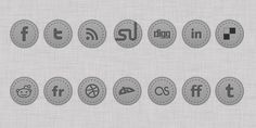 14 Free Social Media Icons by *Ideasplayer on deviantART