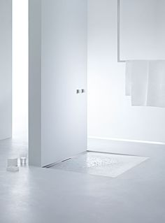 CeraWall S / Dallmer #interior #minimal #shower