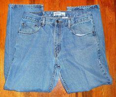 $14.99 Levi Strauss Signature Regular Fit Jeans Men's 33X30 Tag-34X30 974004513 #Levis #ClassicStraightLeg