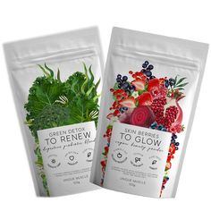 GREEN DETOX + SKIN BERRIES PACK by Unique Muscle is the perfect health and wellness pack to replenish, restore and rejuvenate. Help with any digestive and skin problems. Improve your skin and gut health today! For Your Health, Health And Wellness, Smoothie Packs, Smoothie Recipes, Smoothies, Micro Nutrients, Bowl Of Cereal, Skin Detox, Super Greens