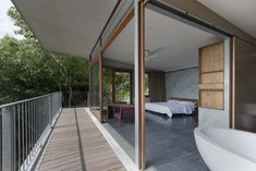 Stunning Views in Thailand: The Naked House - iCreatived