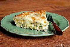 Cheesy Chicken QuesadillaPie - Circle B Kitchen - Circle B Kitchen