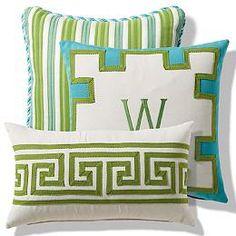 Gingko Designer Pillow Collection