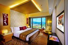 Hotel Okura Macau - Superior Suite - Bedroom
