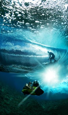 Jack McCoy - Surf Cinematographer  what I would do to work doing this...