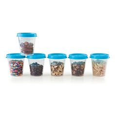 A true classic! Our Tupper Minis are perfect for storing the 'small stuff' in the kitchen or around your home!