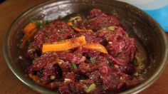 bulgogi-marinated