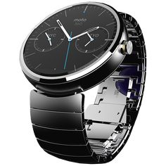 #Motorola Moto 360 Smartwatch Surfaces on Best Buy for $250