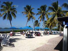 Islamorada, Florida Keys - Morada Bay Beach Cafe