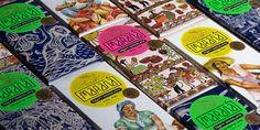 35 Chocolate Packaging Designs — The Dieline   Packaging & Branding Design & Innovation News