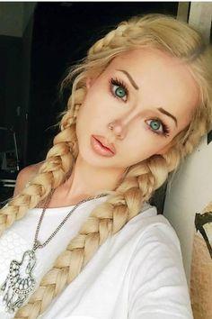 Valeria Lukyanova - Αναζήτηση Google