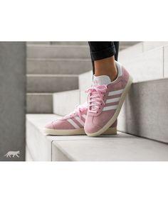 6e8d6b32c23c Adidas Gazelle W Wonder Pink Ftwr White Gold Metallic Trainer Metallic  Trainers