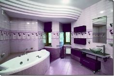 Google Image Result for http://allhousedesign.com/wp-content/uploads/2011/12/Bathroom-Style-Interior-Design-With-Exceptional-Color-2012-Violet-Become-Trend.jpg