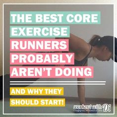 THE BEST CORE EXERCISE RUNNERS