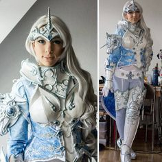 Unicorn Armor Set from Aion