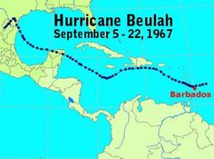 Hurricane Beulah, Dr. Mario Ramirez, and the Rio Grande Valley they changed forever