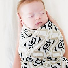 aden + anais x PPB Silky Soft Swaddles
