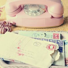 I want that pink phone!
