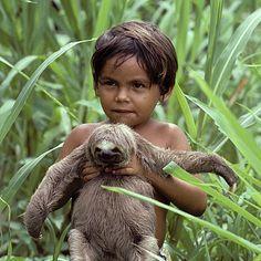 Amazon boy by Michael Fairchild