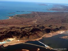 Dampier and the Burrup Penninsula, Western Australia