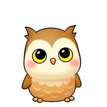 Image result for baby owl clipart
