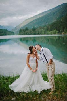 Vancouver Wilderness Wedding Inspiration