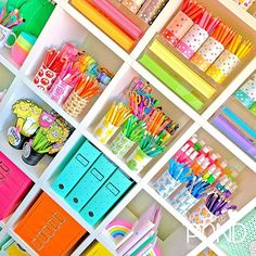 Home Schooling Ideas - Welcome my homepage Arts And Crafts Storage, Craft Room Storage, Craft Organization, Classroom Organization, Study Room Decor, Teen Room Decor, Craft Room Design, Class Decoration, Dream Rooms