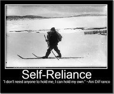 transcendentalism self reliance
