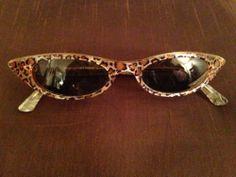 Vintage Jean Lafont Paris Cat Eye Glasses | eBay