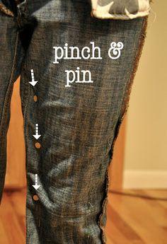 C jeans skinny