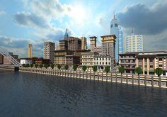 Guntana Minecraft City