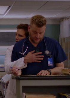 How much heartache can one man endure? - Nurse Jackie