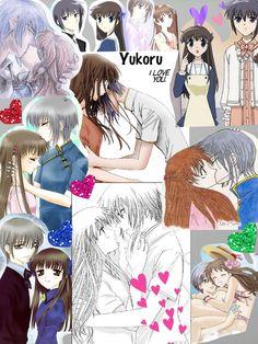 Yukoru:  Yuki x Tohru