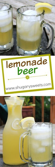 MIDWEST: Pinners in the midwest don't discriminate when it comes to alcohol and often combine types to make a boozy beverage. Try this top recipe for a lemonade rum beertail, or beer cocktail.