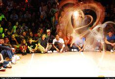 Photo: Break Dance Motion