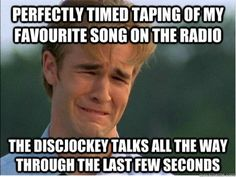 1990s Problems Meme: 13 Of Our Favorites (PICTURES)