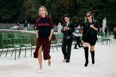 De mooiste streetstyle looks van Paris Fashion Week, gevangen door de lens van fotograaf Søren Jepsen.