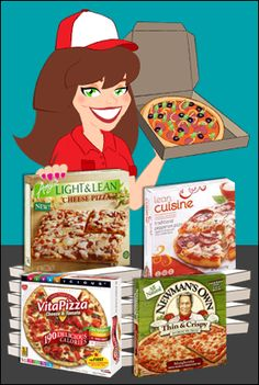 PIN THIS – Pizza tips and tricks from Hungry Girl!