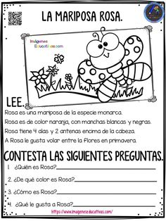 Spanish App For Kids Learning Videos English Product Spanish Classroom Activities, Spanish Teaching Resources, Spanish Language Learning, Learning Activities, Spanish Lessons For Kids, Spanish Practice, Learn Spanish, Spanish Worksheets, 1st Grade Worksheets