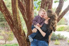 Fall Family Photography | Mommy and son fall pictures | Traci Huffman Photography