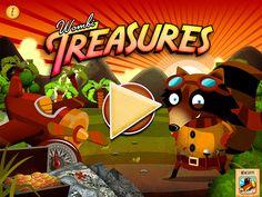 Wombi Treasures Review  http://www.sweetkidsapps.com/wombi-treasures-review/