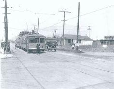 Niagara & Bacon Streets, OB, Ca. 1918, SD CA.