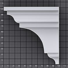 Sweep Profile Shapes vol.1   Kstudio - 3ds Max Plugins & Scripts Classic House Exterior, Modern Exterior House Designs, Exterior Design, Exterior Window Molding, Door Frame Molding, House Front Wall Design, House Ceiling Design, House Pillars, Cornice Design