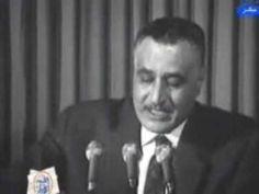 خطاب التنحي للرئيس الزعيم جمال عبد الناصر بعد حرب 1967
