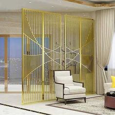 Stainless Steel Flat Bar, Stainless Steel Tubing, Steel Suppliers, Living Room Divider, Space Dividers, Steel Art, Decorative Panels, Steel Plate, Contemporary